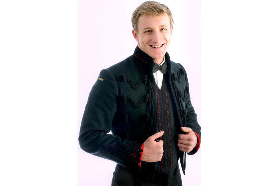 Lieutenant Daniel John Clack (All rights reserved.)