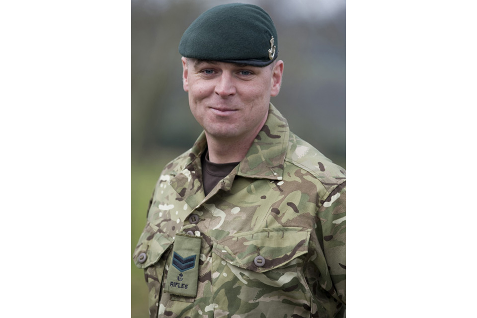 Corporal Mark Palin (All rights reserved.)