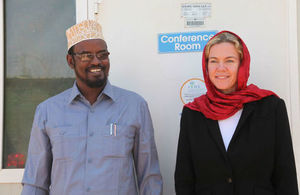 meeting with Somalia regional stakeholders