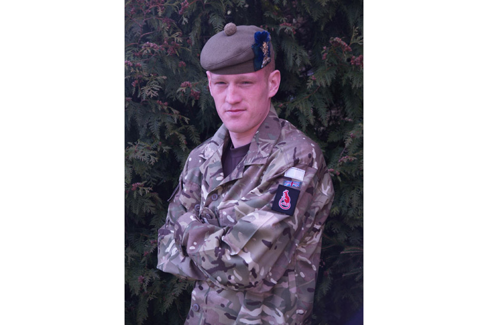 Corporal Michael John Pike (All rights reserved.)