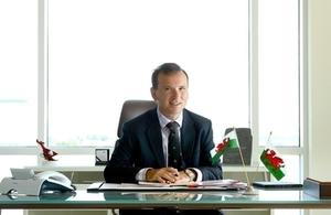 Secretary of State for Wales, Alun Cairns / Ysgrifennydd Gwladol Cymru, Alun Cairns