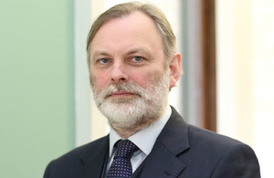 Sir Tim Barrow has been appointed the UK's Permanent Representative to the European Union