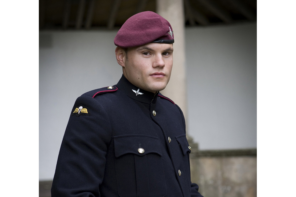Private Daniel Prior (All rights reserved.)