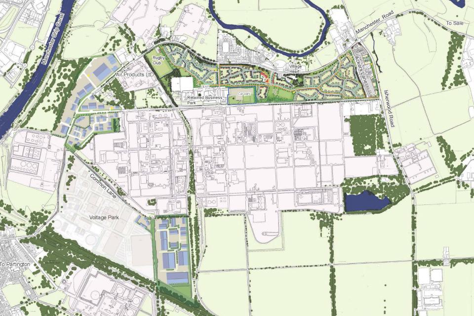 Regeneration Project Future Carrington Trafford Gov Uk