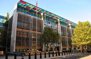 2 Marsham Street in Westminster, where Home Office and the Department for Communities and Local Government (DCLG) are already based