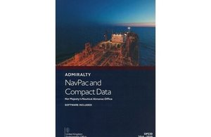 NavPac and Compact Data front cover