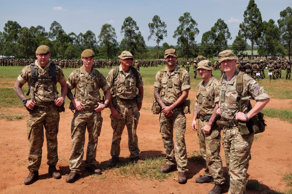 British Peace Support Team East Africa (BPST-EA)