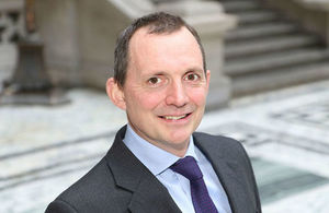 Mr Thomas Reilly has been appointed Her Majesty's Ambassador to the Kingdom of Morocco