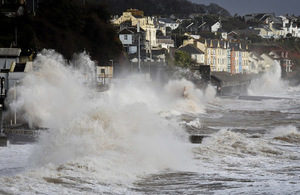 Extreme weather affecting coastal communities