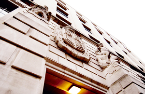 DECC London HQ - 3 Whitehall Place