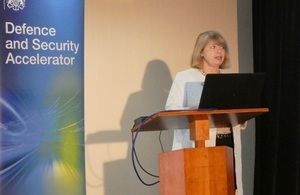 Harriet Baldwin MP gives key note speech at Enduring Challenge Competition