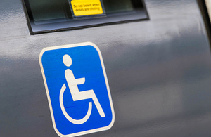 Work to improve disabled access to toilets on trains and at stations is underway.