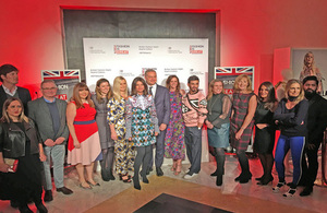 British Fashion Night en Madrid