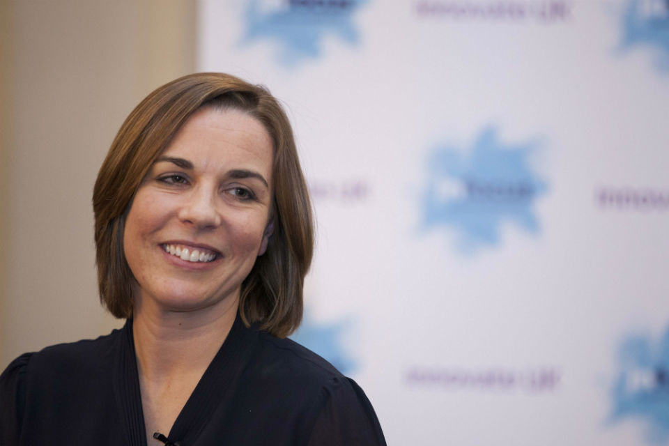 Claire Williams, Deputy Team Principal of Williams F1