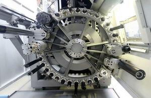 Composites centre equipment