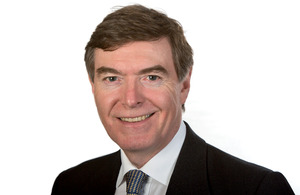 Minister for Equipment, Support and Technology Philip Dunne