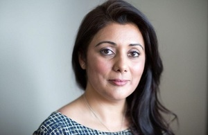 Image of MP Nus Ghani