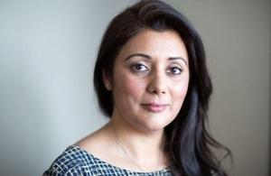 Image of MP Nus Ghani