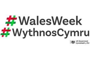 #WalesWeek / #WythnosCymru