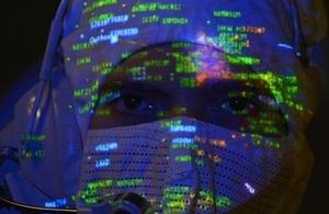 Image depicting data overload