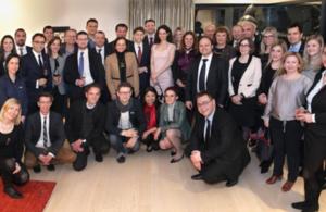 Chevening conference in Croatia