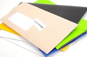 A generic picture of a stack of envelopes labelled 'important news'