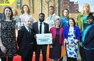 National Apprenticeship Week 2017 launch event at Barclays HQ, Canary Wharf, London