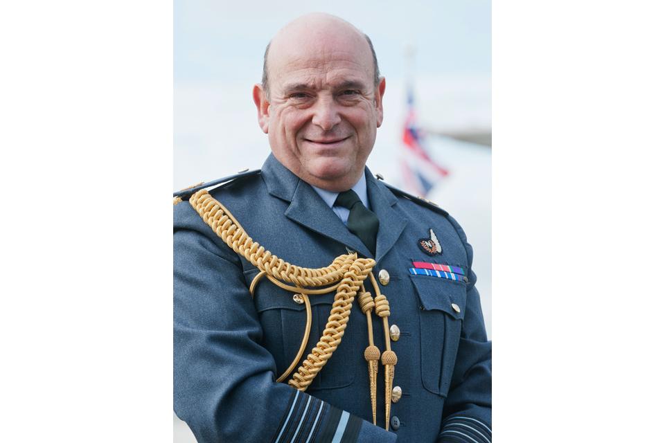 Air Chief Marshal Sir Stuart Peach KCB CBE ADC