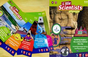 Little Scientists Magazine