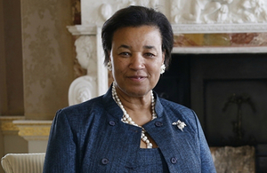 The Rt Hon Patricia Scotland QC, Secretary-General of the Commonwealth