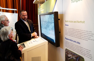 High speed rail consultation