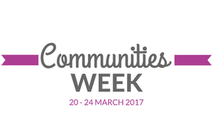 Communities Week 2017