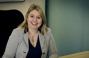 Secretary of State Karen Bradley