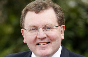 Parliamentary Under Secretary of State for Scotland David Mundell