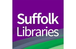 Suffolk Libraries logo