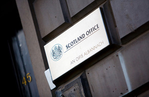 The Scotland Office