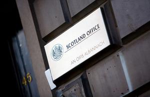 The Scotland Office