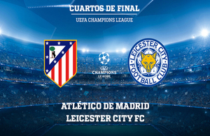 Advice for fans travelling to Spain for Leicester City's match with Atlético de Madrid on 12th April 2017.