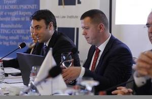 British Embassy supports the fight against corruption in Kosovo