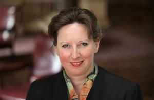 Ambassador Fiona Clouder.