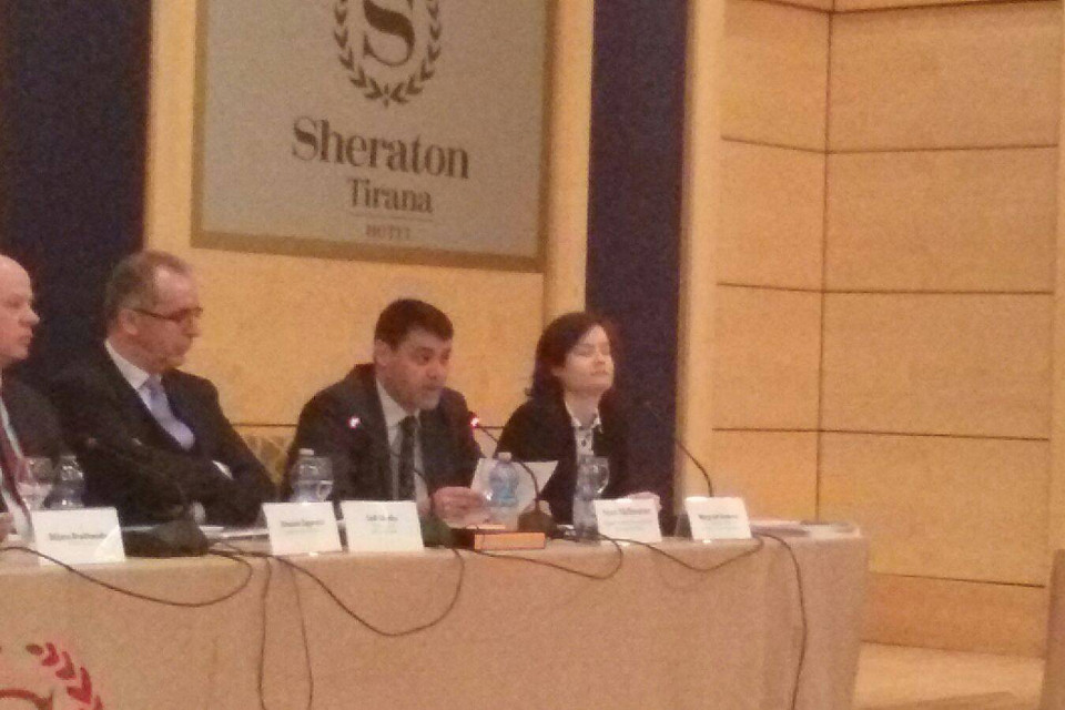 Deputy Head of Mission's remarks at 4th Rule of Law Forum for Southeastern Europe