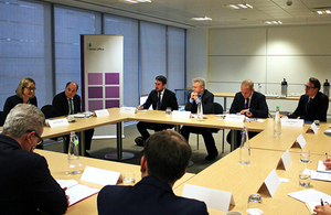 Home Secretary Amber Rudd meets with CSPs