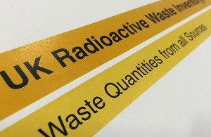 UK Radioactive Waste Inventory