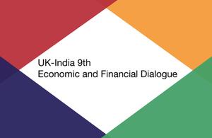 UK-India Flag colours