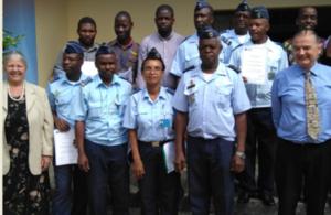 Angolan Air Force English Language Training