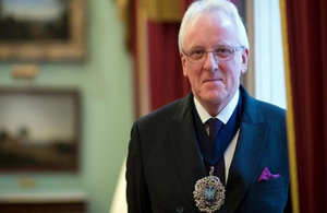 Dr Andrew Parmley, Lord Mayor of City of London