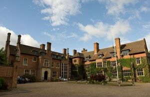 Defence Medical Rehabilitation Centre (DMRC), Headley Court. Crown copyright. All rights reserved.