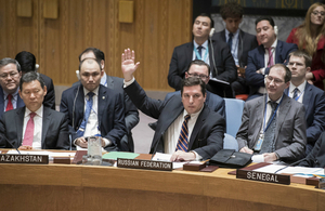 Sryia resolution UN Security Council