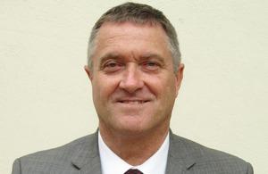 Dr Alastair McPhail OBE