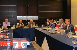 The British Embassy hosted its annual conference for its Honorary Consuls and Consular Agents in Ecuador.